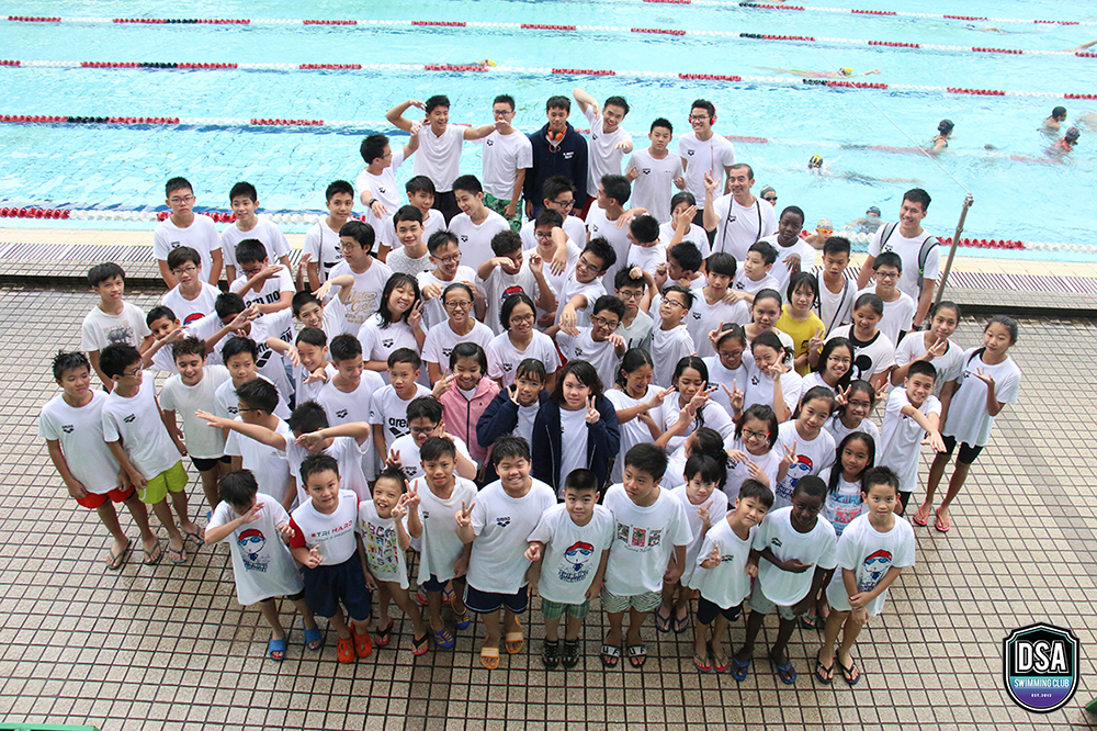 DSA Swim Team-ASUM/NSC/MILO Junior Splash Swim, Leg 1