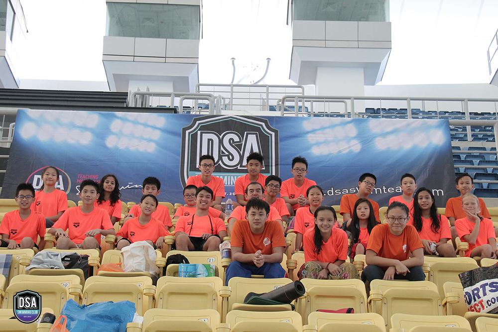 DSA retains position at Mid & Long Distance Meet