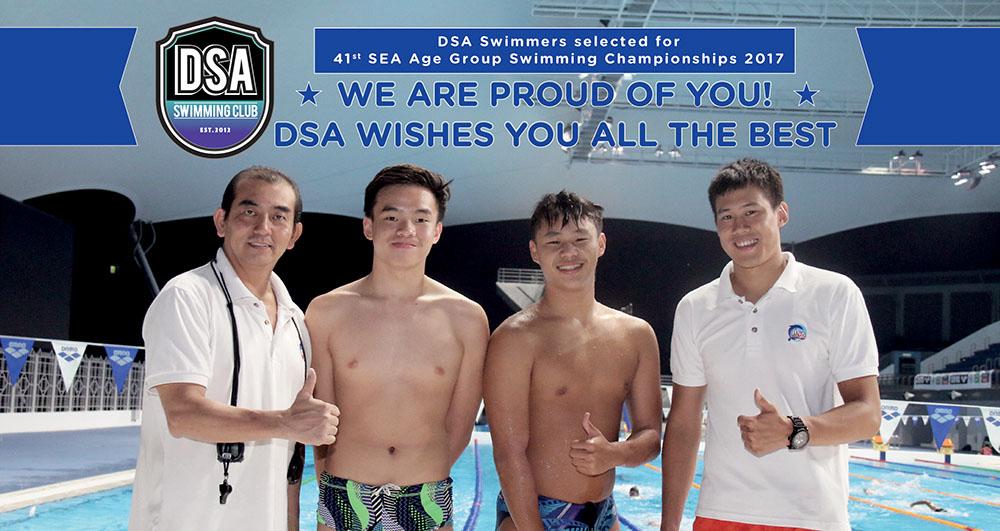 DSA SEA Age group