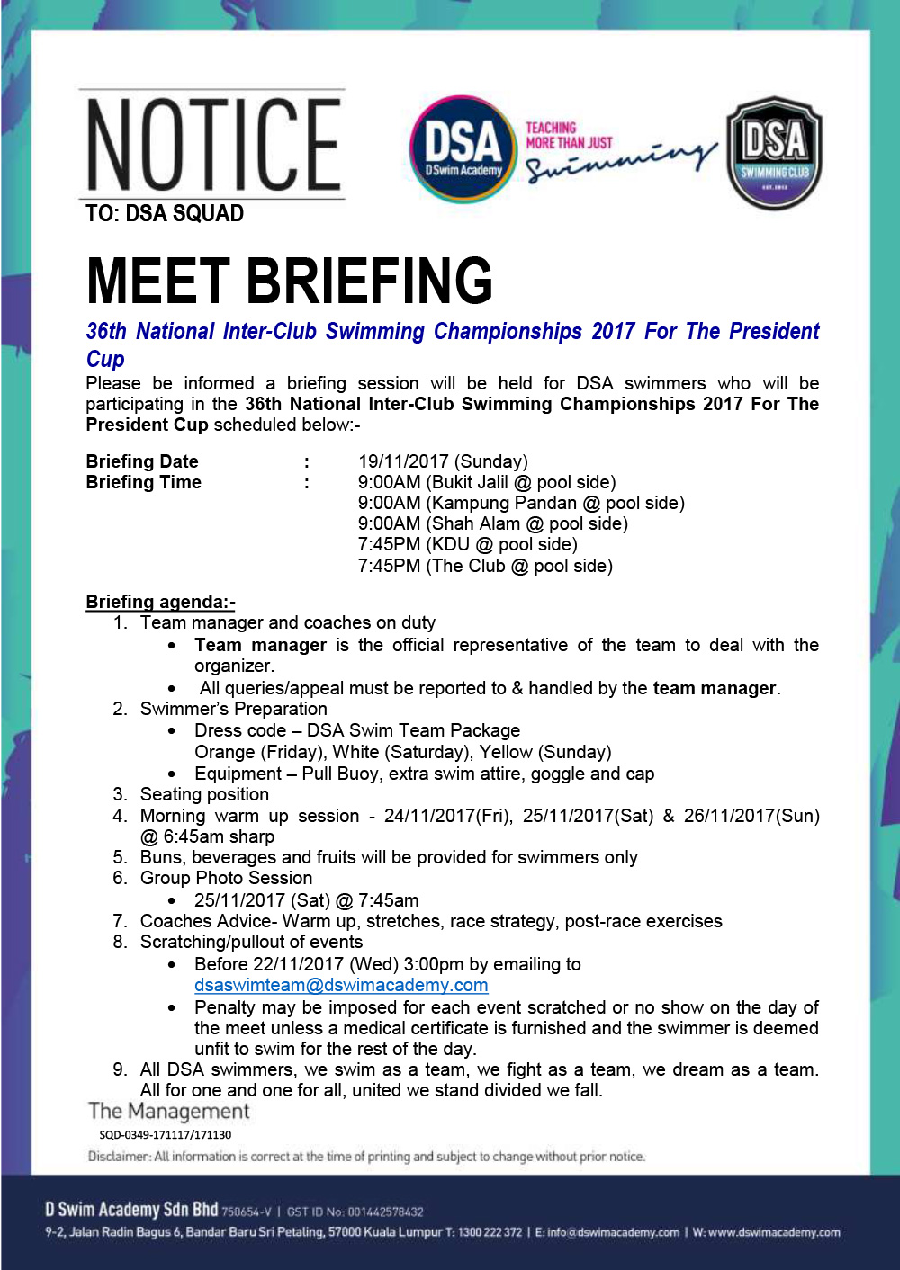 Team-Briefing-Notice-President-Cup