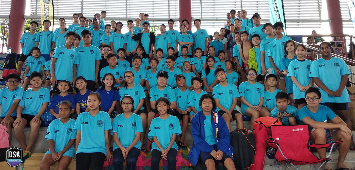 SPORTEXCEL / MILO / NSC / ASUM JUNIOR SWIMMING CIRCUIT