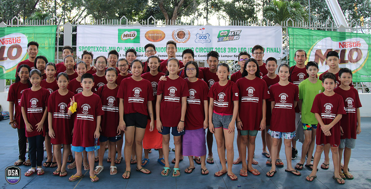 NSC/Milo/Sport Excel Junior Swimming Circuit