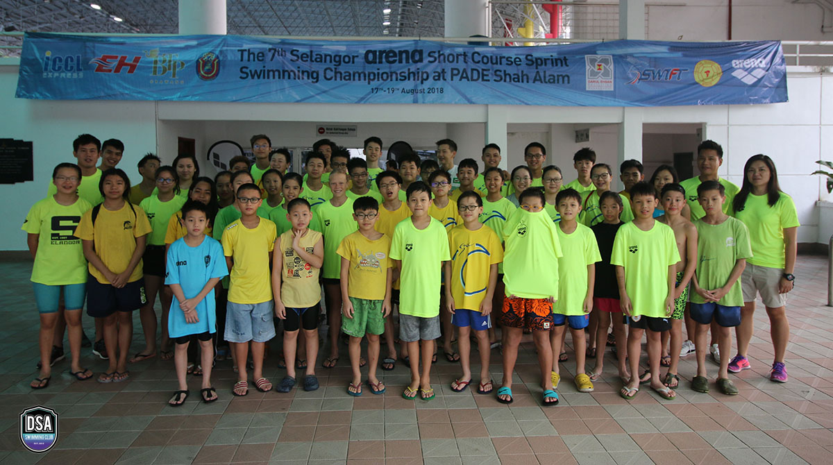7th Selangor ARENA Short Course Swimming Championship 2018