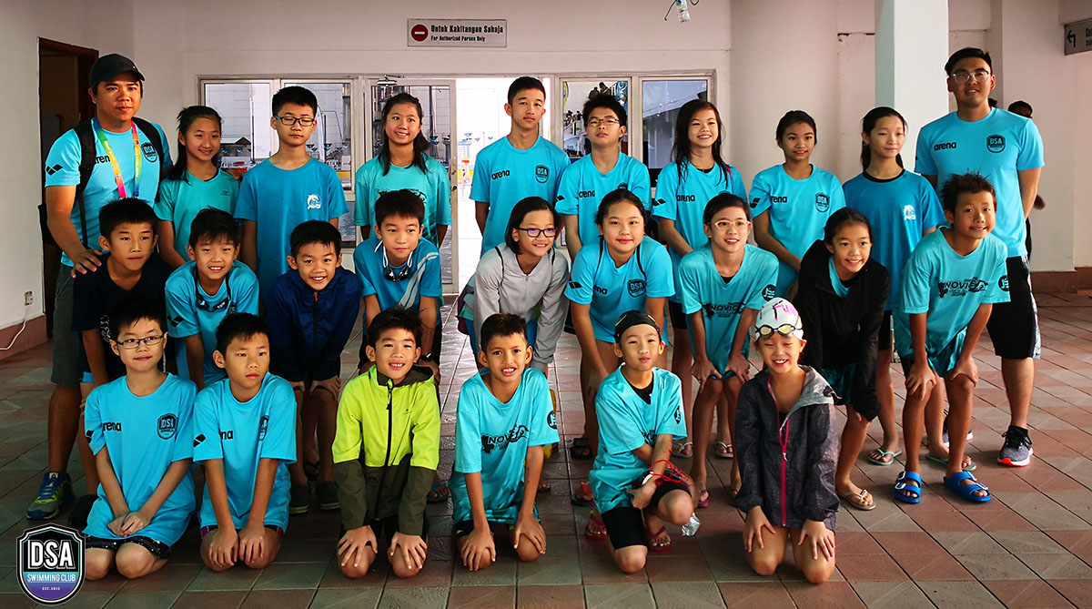 3rd Selangor Novice Swim Meet