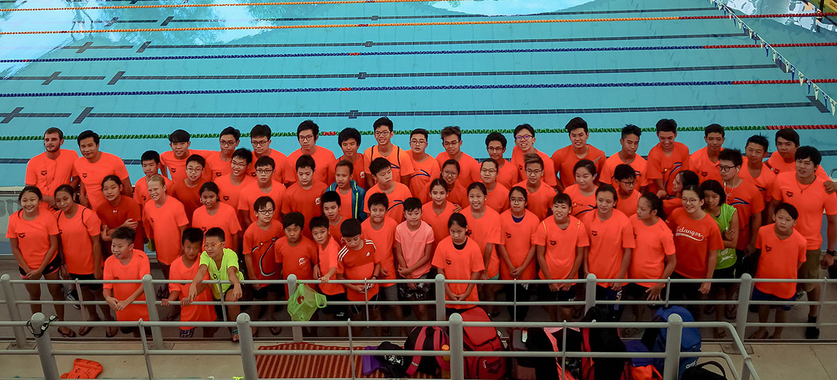 3rd ASUM/NSC/MILO Mid & Long Distance Swimming Championship 2018