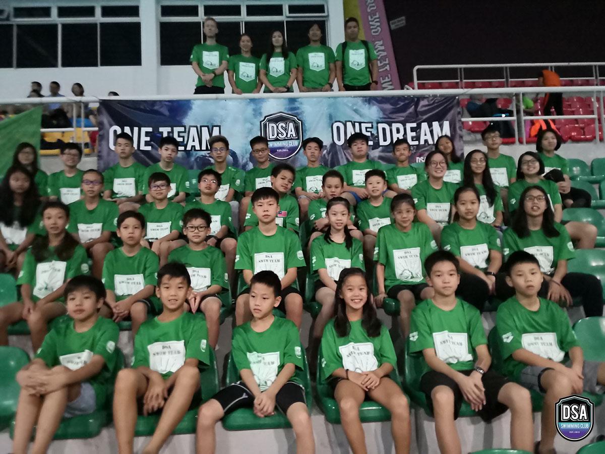Selangor Age Group Swimming Championship 2019