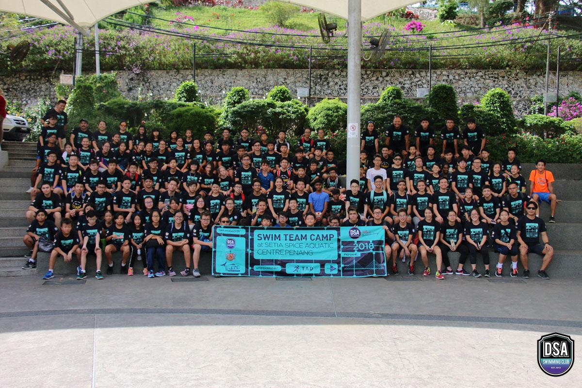 2nd DSA Swim Team Camp
