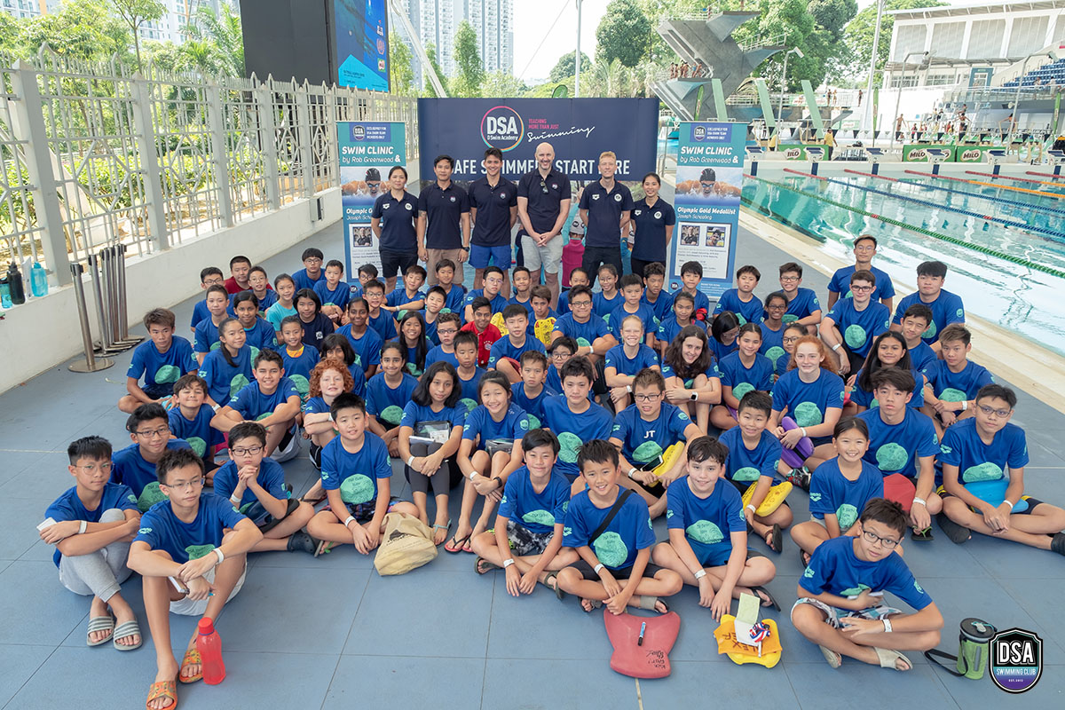 DSA Swim Clinic 2019