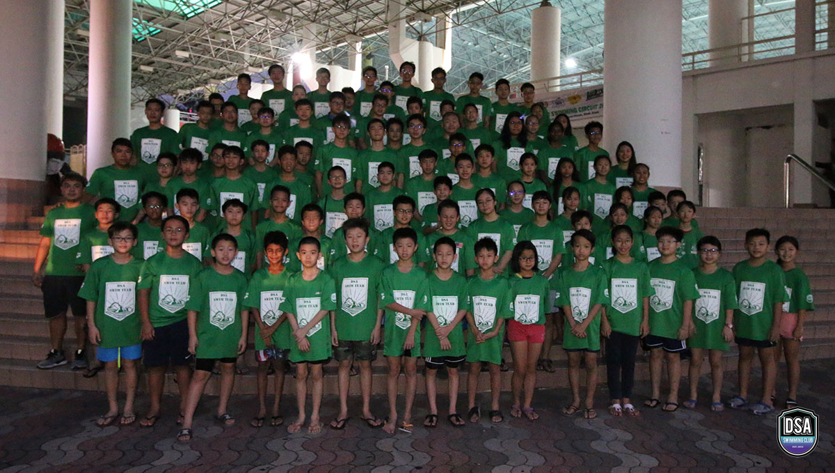 SportExcel/Milo/NSC/ASUM Junior Swimming Circuit 2019.