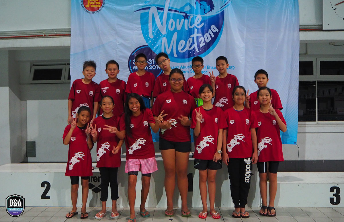4th Selangor Novice Swimming Meet 2019