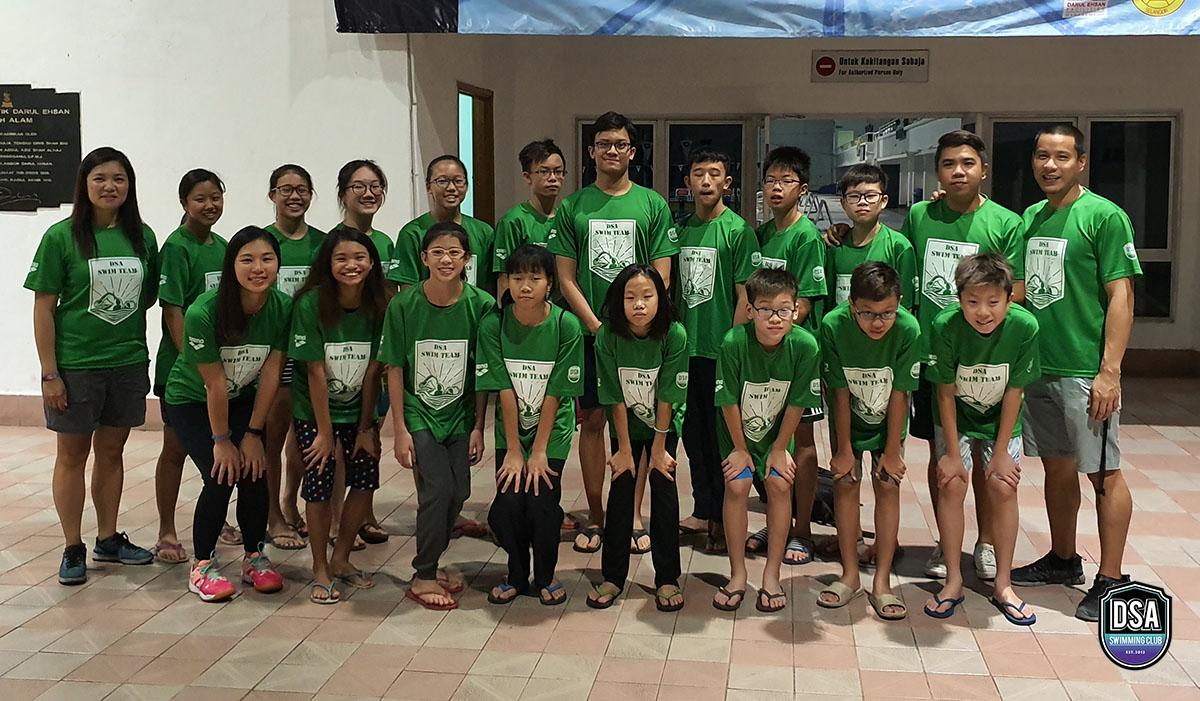 8th Selangor Long Distance Swim Meet
