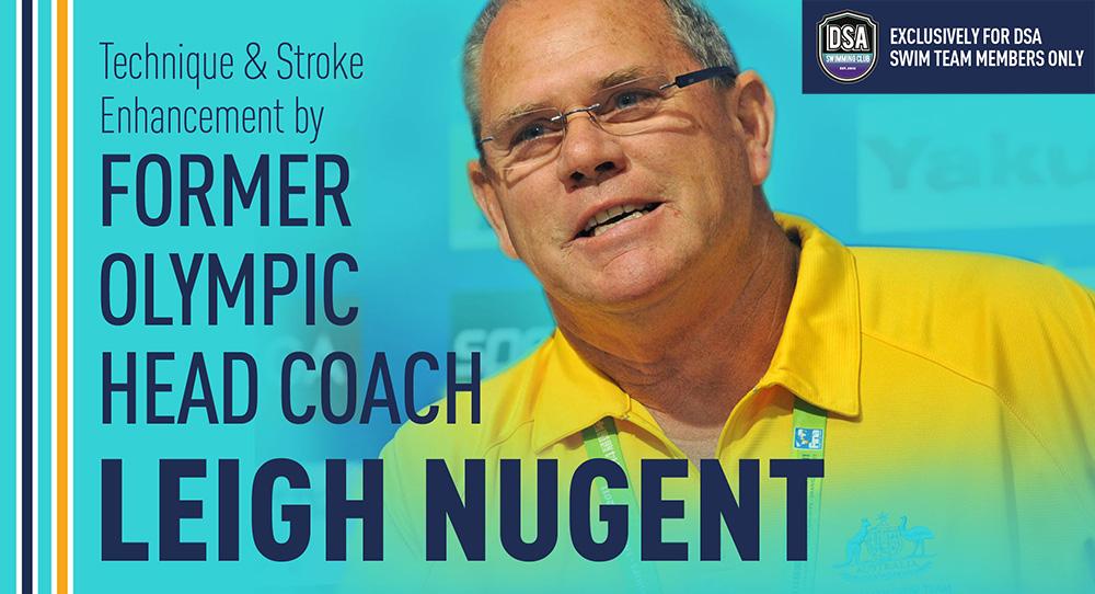 DSA Leigh Nugent Swim Clinic