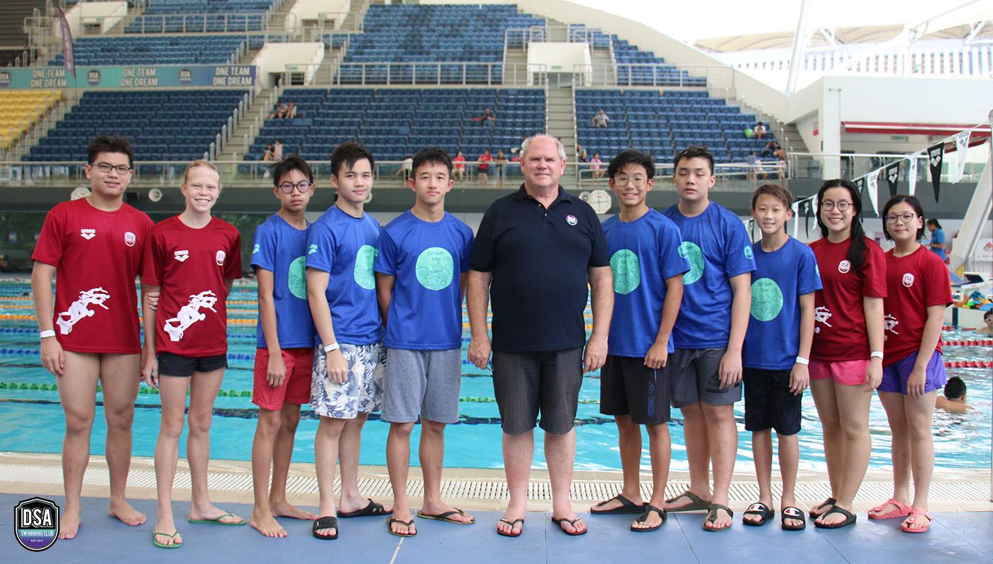 Leigh Nugent DSA Swim Clinic 2019