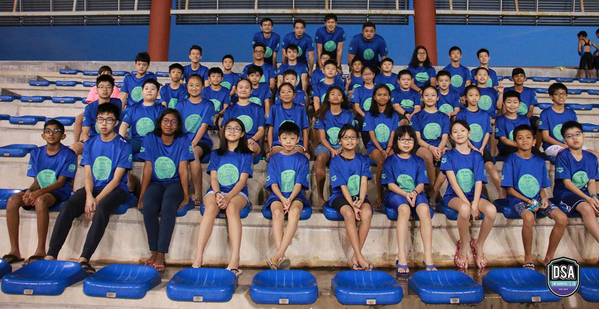 ASUM/NSC/Milo Junior Splash Swim 2019 – Leg 2