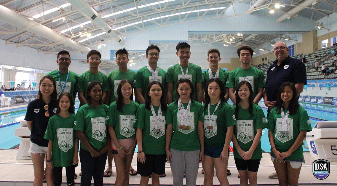 WA State Age Swimming Championships 2019
