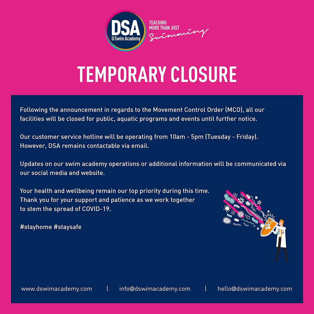 MCO-closure